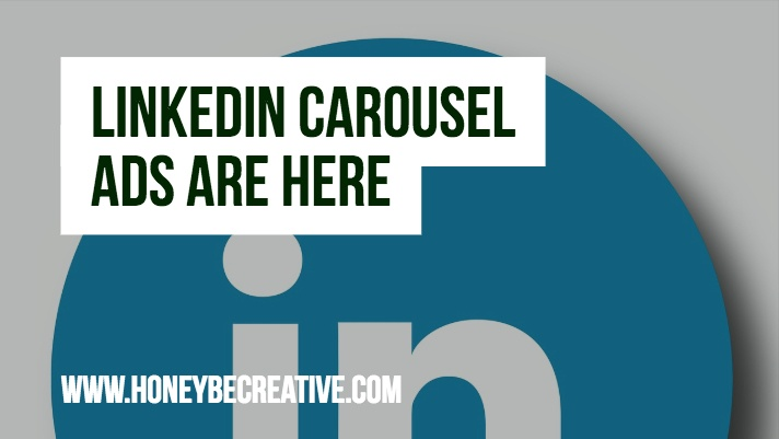 LinkedIn Launch Carousel Ads